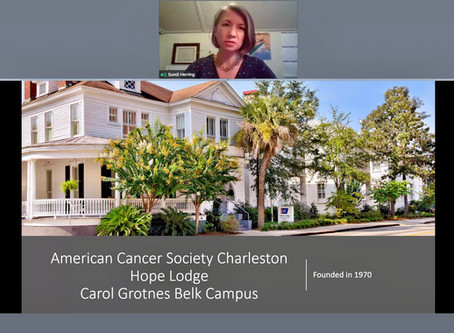 Rotary Recap - 6/10 - Sundi Herring, American Cancer Society/Hope Lodge