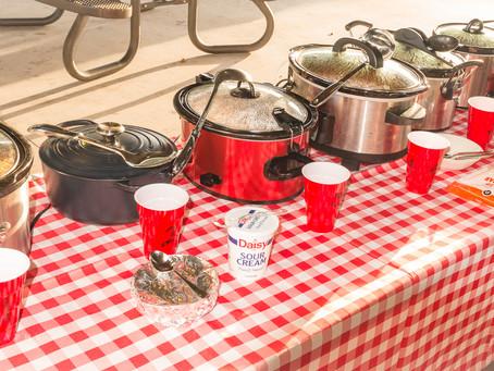 Rotary Recap - 10/23 - Chili Cook-Off