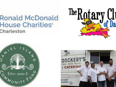 To support Ronald McD House, the RCDI Partners with the DICF and DI restaurants