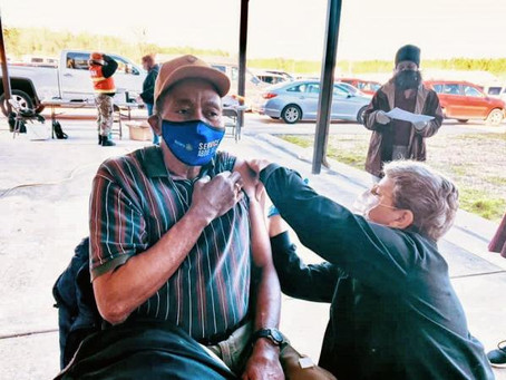 Rotary ramps up COVID-19 vaccination efforts