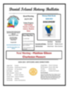 Rotary Newsletter July 29 2020[1] - _Pag