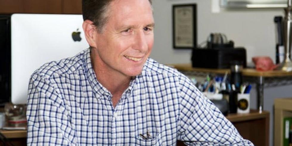 Weekly Breakfast - Keith McElveen, Founder and President of Wave Sciences
