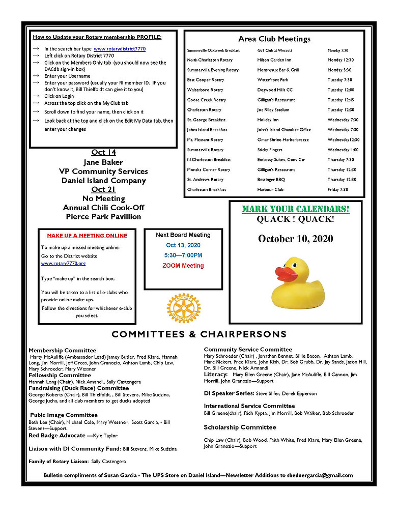 Rotary Newsletter Sept 30 2020[1] - _Pag