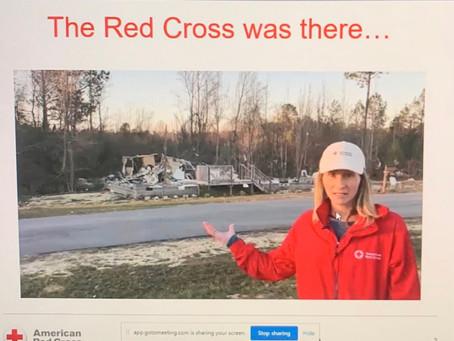 Rotary Recap - 4/22 - Ashley Henya - ED Low Country Red Cross