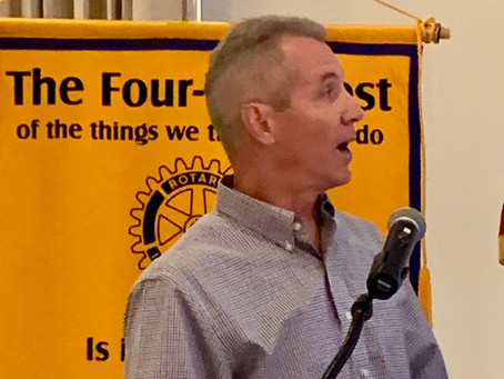 Rotary Recap - 9/30 -Carl Wist, Jitterworks