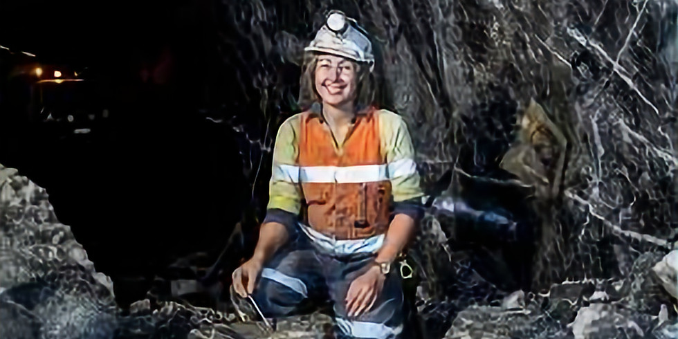Virtual Career Day Geologist - Webinar for Rotarians, Students, Educators