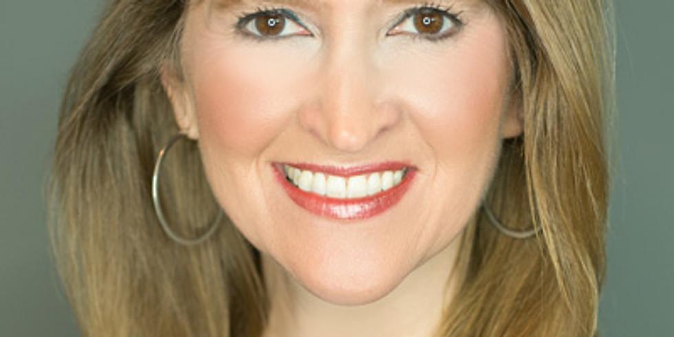 Zoom Meeting – Jackie Renegar, CRDA