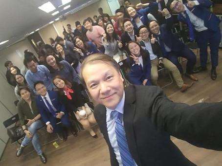 2018 開「港」有話工作坊 5分鐘 短演講技巧培訓