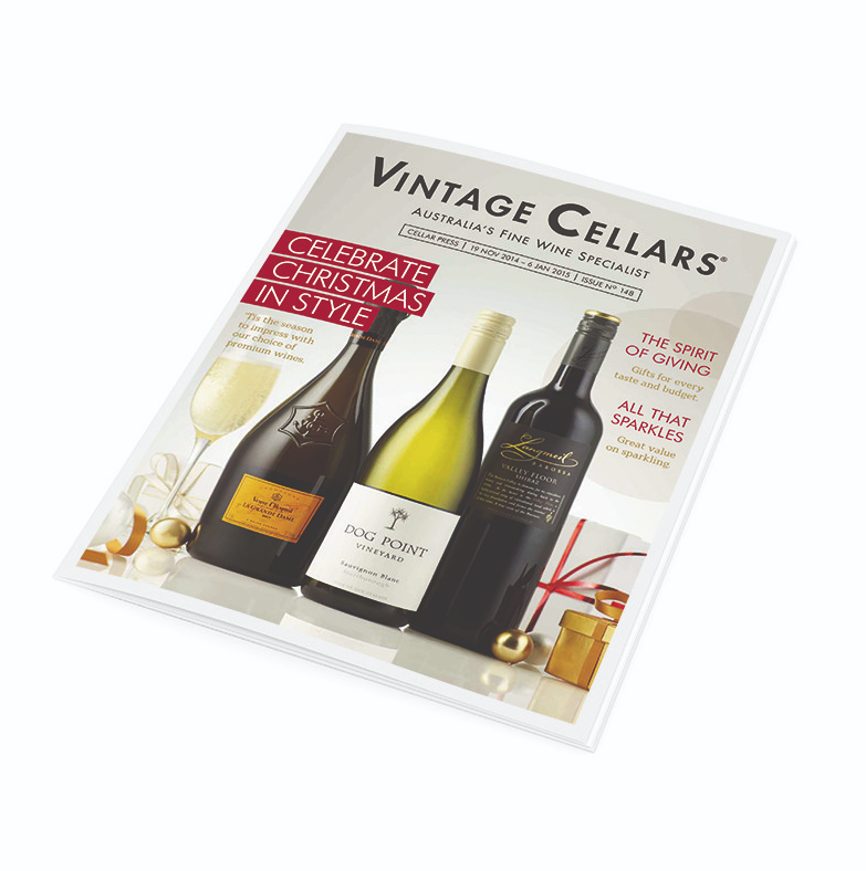 Vintage Cellars catalogue