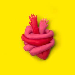 Play Dough Heart