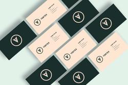 Vertex Business Card