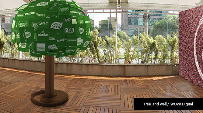 reception tree