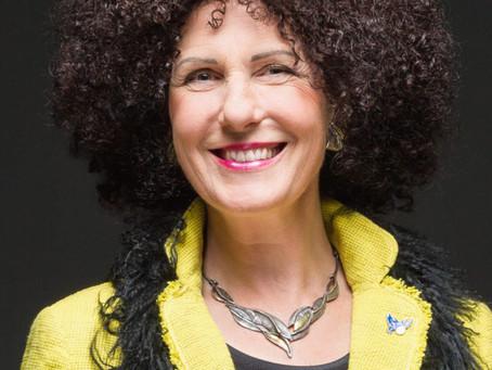 Grüne Alt-Stadträtin Danielle Cesarov-Zaugg auf neuen Netzwerk-Wegen