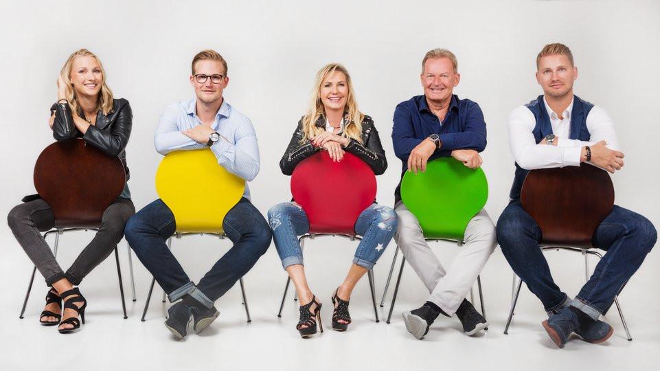 Sonja Ultsch, Hoteliersfamilie Utsch führt in 5. Generation mehr als 8 Hotels im deutschsprachigen Raum.