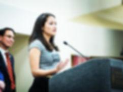 Marcy Reyes, RIC Alumni Association
