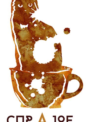 Cup A Joe (Coffee Stain)