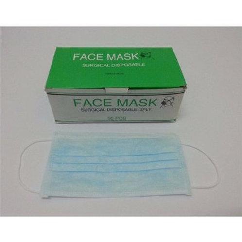 Surgical Face Mask - 50 Pcs/pkt