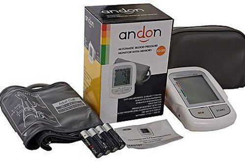 Andon Automatic Blood Pressure Monitor With Memory+BP Level Indicator-KD595