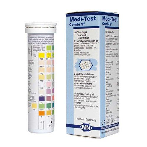 Combi 9 urinalysis Strips (Meditest)