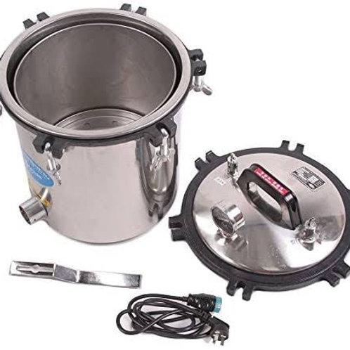 Portable Stainless Steel Autoclave Steam Sterilizer 18L