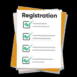 registration-list-clipboard-check-marks-