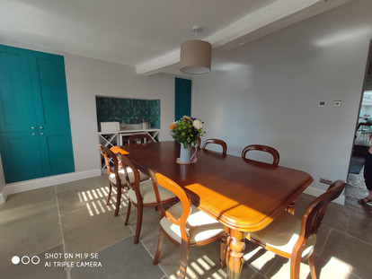 QN Design Architectural Services: Interior Redesign - Chard House, Long Buckby