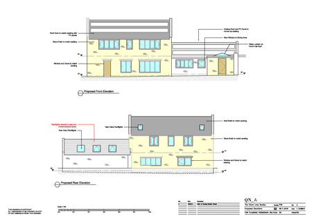 QN Design Architectural Services: Interior Redesign and First Floor Extension - Chard House, Long Buckby