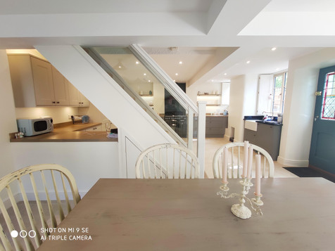 QN Design Architectural Services: Interior Redesign - West Haddon
