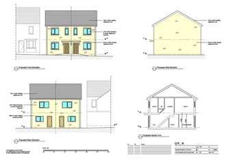 QN Design Architectural Services: New Build - Rokeby Street, Rugby