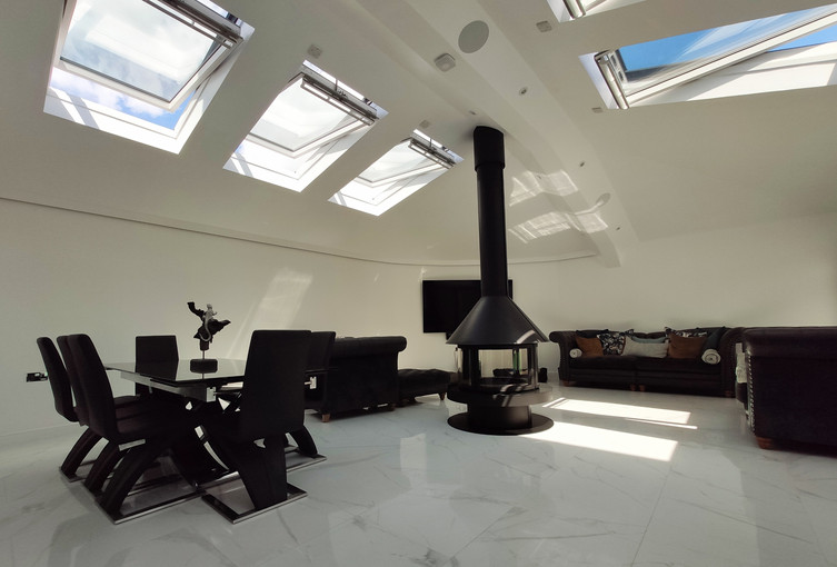 QN Design Architectural Services: Rear Extension - Fallowfields, Crick
