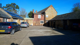 QN Design Architectural Services: Existing Dwelling - Chard House, Long Buckby