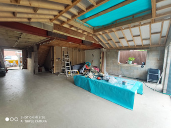 QN Design Architectural Services: Rear and Side Extension - William Road, Long Buckby
