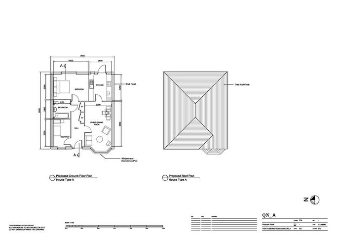 QN Design Architectural Services: New Build - Hill Farm, Rugby
