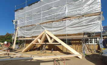QN Design Architectural Services: Barn Conversion and First Floor Extension - Chard House, Long Buckby