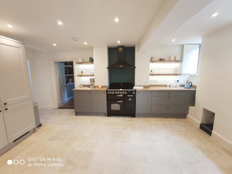 QN Design Architectural Services: Interior Redesign - West Hadddon
