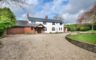 QN Design Architectural Services: Existing Dwelling - Broughton Road, Broughton Astley