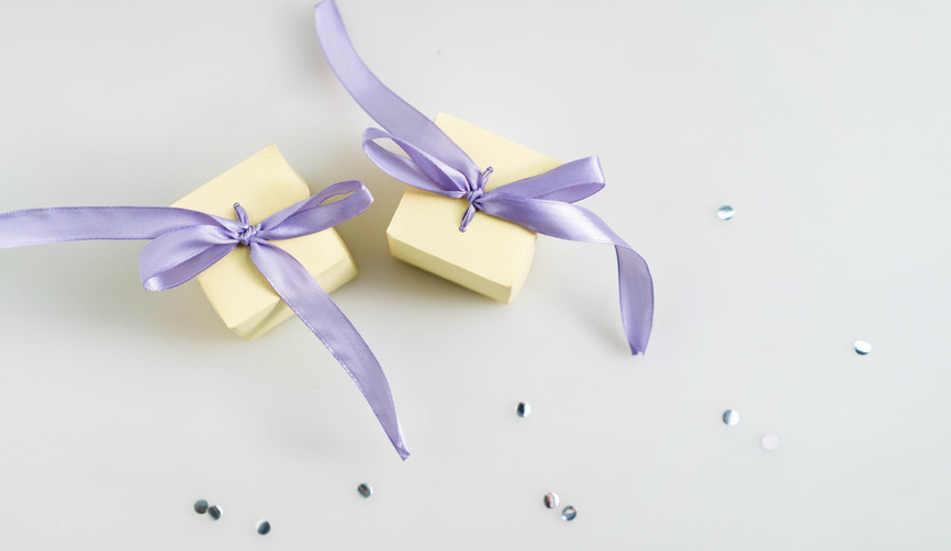 Gender Reveal party boxies