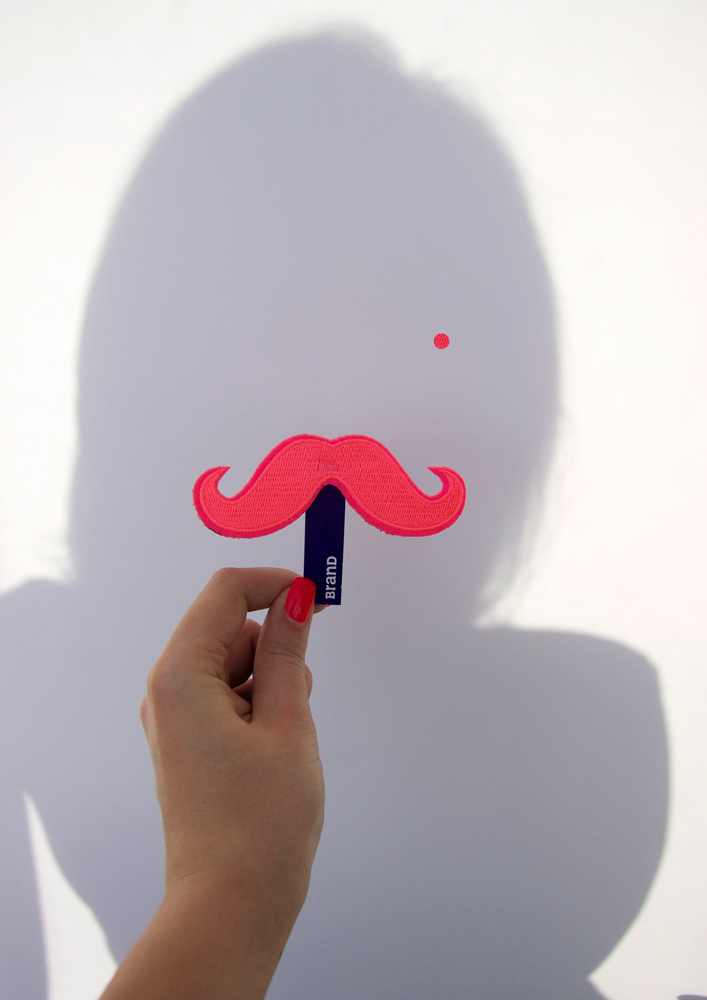 Moustache from BranD Magazine
