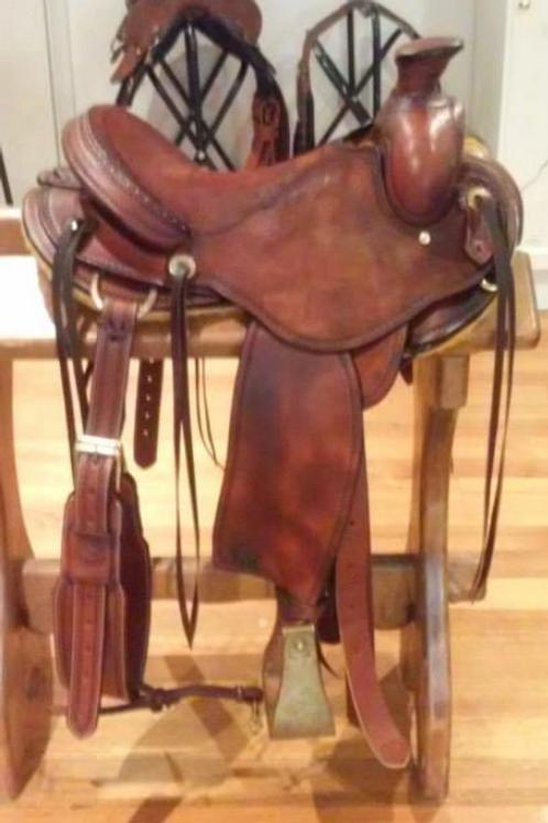 Saddles - Modified Association