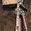 Thumbnail: Bridle - wide brow, baton cheek, tooled & backed