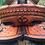 Thumbnail: Saddles - Stock / Fender, half seat, Stingray inlayed seat