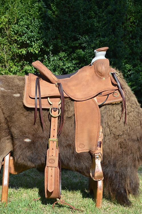 Western Saddle - Modified Association