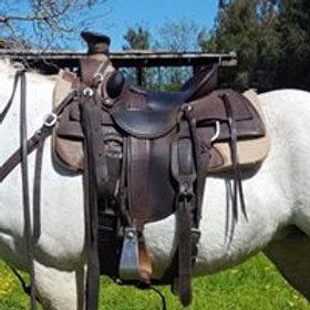 Wade Saddle  - Western