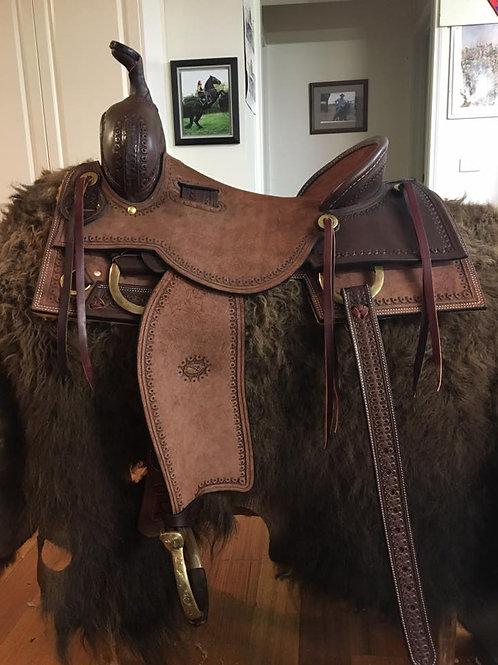Saddle - Cutting