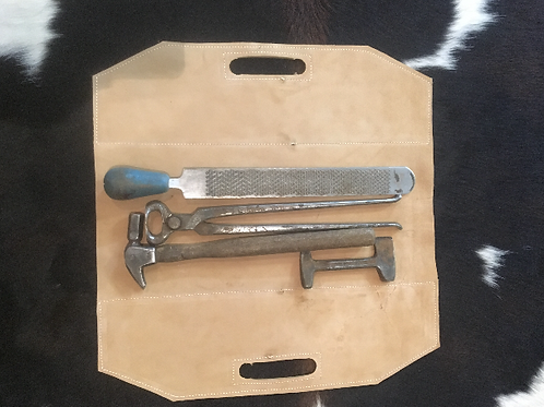 Farriers tool wraps