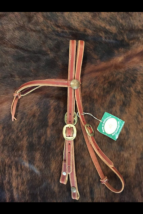 Bridle - futurity knot Penny