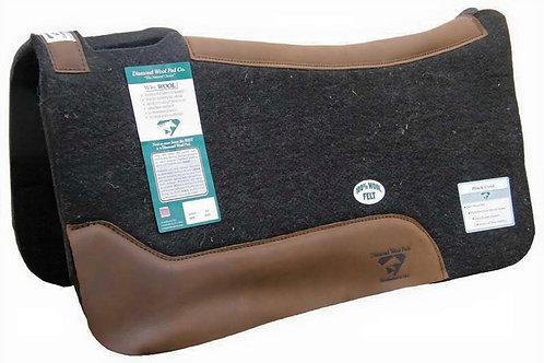Diamond Wool Saddle Pad