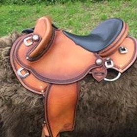 Stock Saddle - full seat