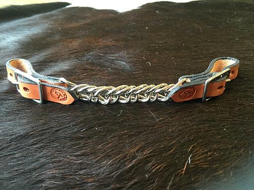 Curb strap - chain