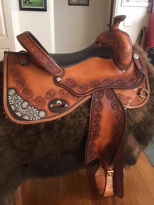 Saddle - Reining